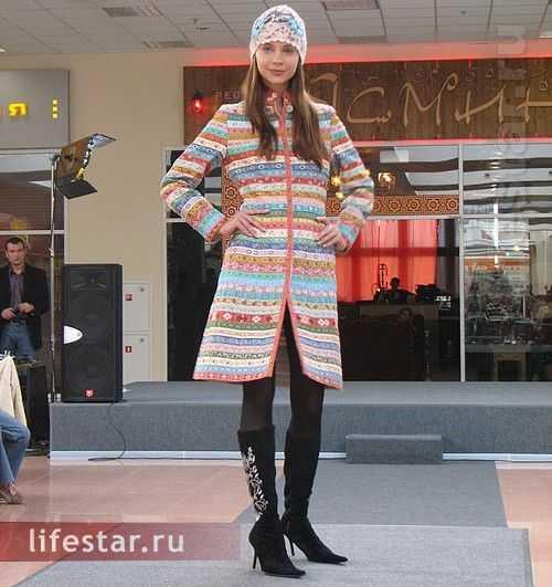 модели от Разумихиной