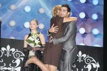 Иван Урганд и Татьяна Лазарева