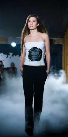 Anti smoking кампания от Марины Ример