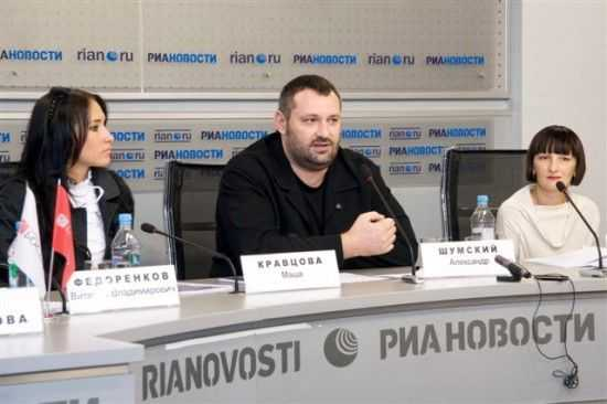 Генеральный продюсер RFW Александр Шумский