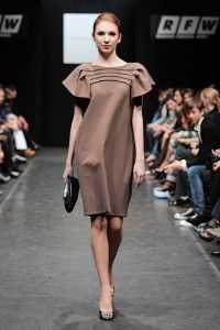 Показ Sabina Gorelik на Russian Fashion Week сезона осень-зима 2009/10