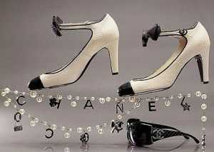 Туфли Шанель