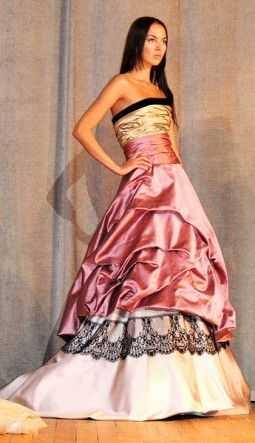 коллекции вечерних платьев для молодой леди от Валентина Юдашкина