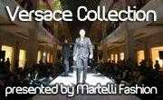 Versace Collection presented by Martelli Fashion. Осень-зима 2008/09